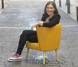 La bloguera Marián 'Boticaria' García