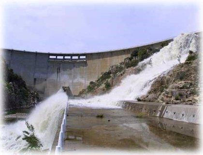 Sequía.- Los embalses de la Cuenca del Duero cierran agosto al 53,5 por ciento de su capacidad