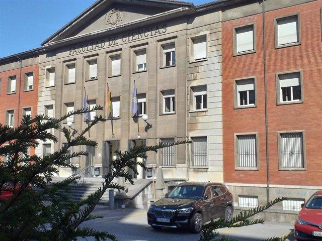 Facultad de Ciencias de la Universidad de Oviedo