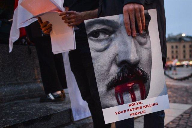 Bielorrusia.- Los países bálticos prohíben la entrada de Lukashenko y otros 29 d