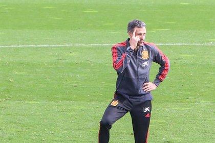 Fútbol/Selección.- España se concentra en Las Rozas para preparar la Liga de Naciones