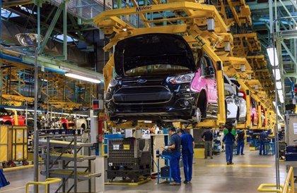 Ford plantea empezar el jueves su sexto ERTE, que será de 15 días en Vehículos y 19 en Motores hasta diciembre