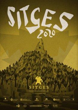 Cartell del Festival de Sitges 2020