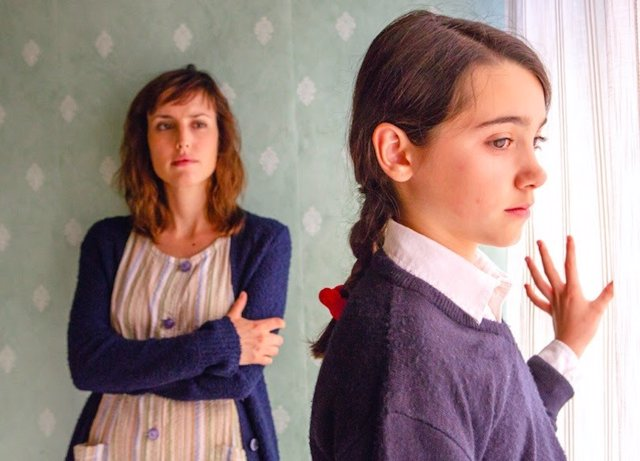 Escena de la película 'Las niñas', de Pilar Palomero, premiada con la Biznaga de Oro