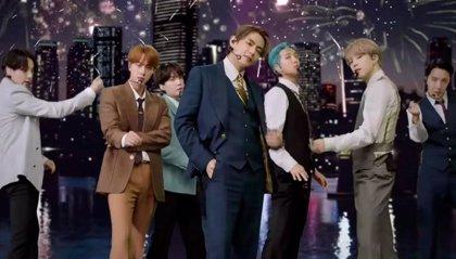 VÍDEO: BTS debuta a lo grande en los MTV VMAs con su Dynamite