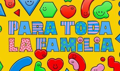 Portaltic.-Apple Music estrena imagen y añade nuevas listas de reproducción en su espacio infantil 'Para toda la familia'