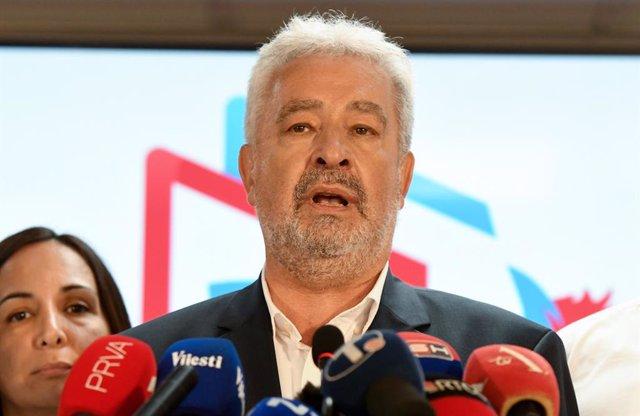 Montenegro.- La oposición de Montenegro espera un pacto a tres para desbancar al