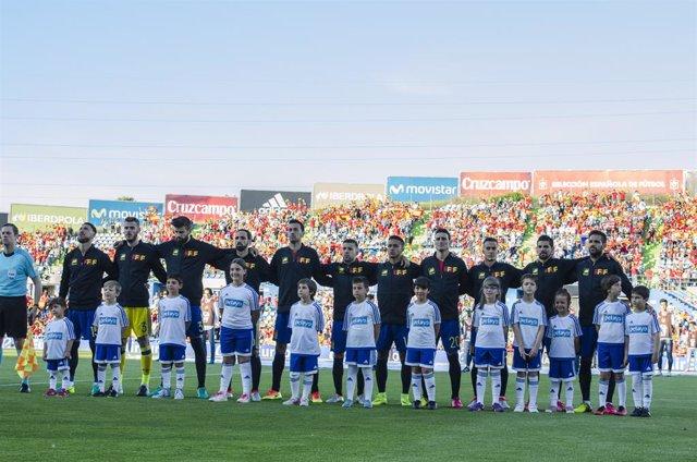 Fútbol.- UEFA dará el partido por perdido a la Federación que no pueda alinear a