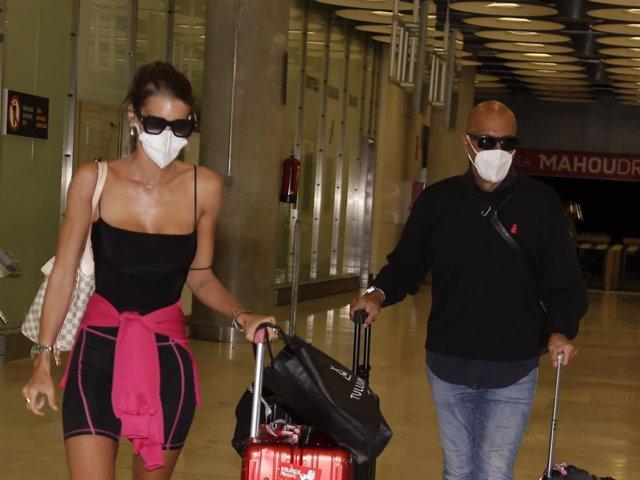 Kiko Matamoros y Marta López regresan de sus vacaciones
