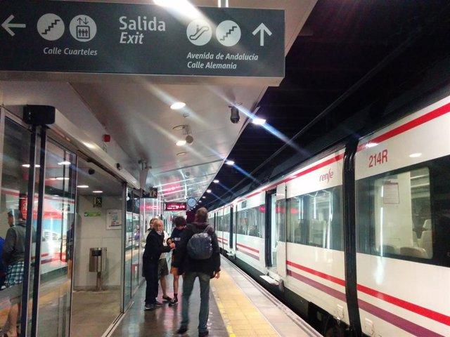 Cercanías Málaga