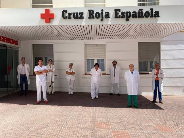 Profesionales de la Unidad de Enfermedades tromboembólicas - Hospital Cruz Roja Córdoba