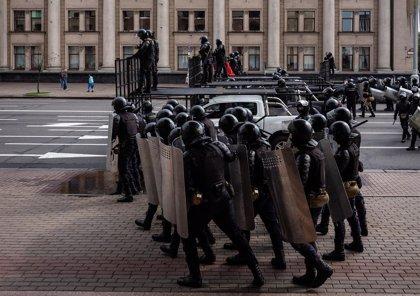 Bielorrusia.- Al menos 173 detenidos durante las manifestaciones del domingo en Bielorrusia