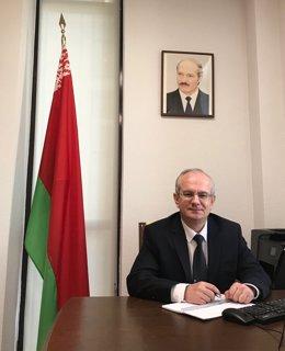 Bielorrusia.- Destituido el embajador de Bielorrusia en España en medio de las p