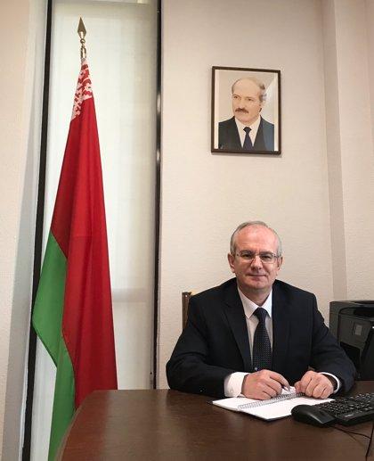 Bielorrusia.- Destituido el embajador de Bielorrusia en España en medio de las protestas
