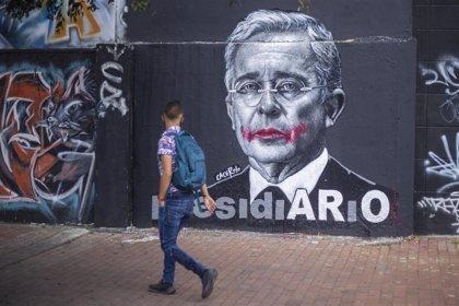 Colombia.- El Supremo de Colombia envía a la Fiscalía el caso Uribe por la supuesta manipulación de testigos