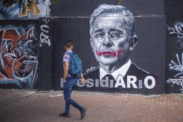 Colombia.- El Supremo de Colombia envía a la Fiscalía el caso Uribe por la supue