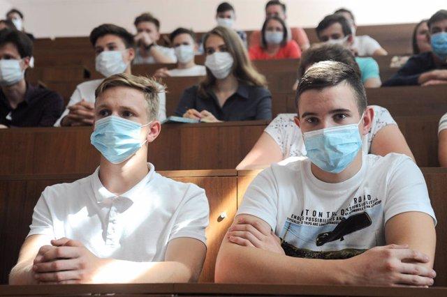 Coronavirus.- Rusia anuncia la reapertura de los centros educativos a partir de