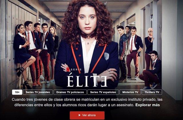 Netflix gratis para ver títulos como Élite o Stranger Things