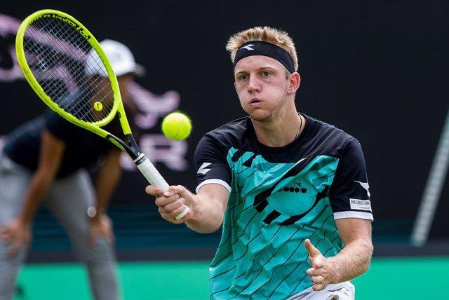 AMP.- Tenis/US Open.- Carreño y Davidovich superan el debut en Flushing Meadows