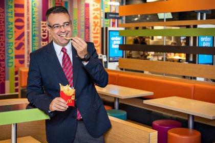 Brasil.- McDonald's nombra Luis Quintiliano nuevo director general en España