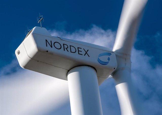 Aerogenerador de Nordex