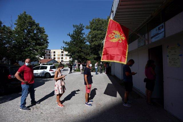 Montenegro.- Bruselas espera que el nuevo gobierno que se forme en Montenegro av