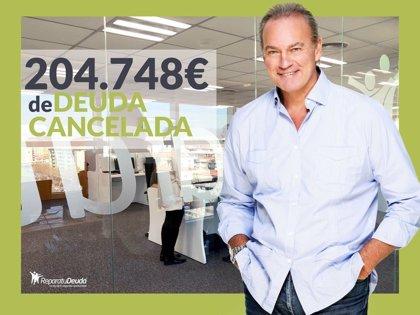 Repara tu Deuda cancela 204.748 € en Mallorca (Islas Baleares) gracias a la Ley de la Segunda Oportunidad