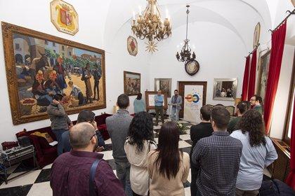 Los beneficiarios de las becas Europa de la Diputación de Cáceres comienzan las estancias profesionales en la provincia