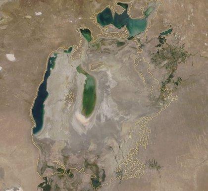 Señales positivas para que el mar de Aral no se seque por completo