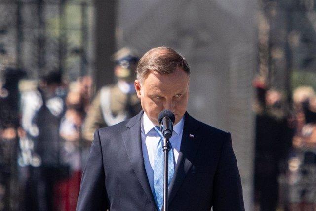 Polonia.- El presidente de Polonia advierte de los riesgos derivados del imperia