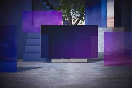 Philips incorpora IA en su nuevo televisor OLED+935 para mejorar el rendimiento de la calidad de imagen