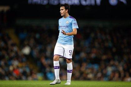 """Eric García: """"Me queda una temporada en el City y estoy pensando en regresar allí"""""""