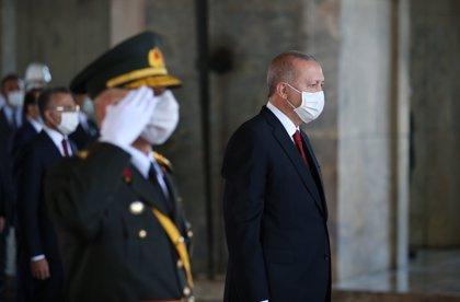 Turquía/Grecia.- Turquía amplía la misión de su buque de investigación en una zona marítima en disputa con Grecia