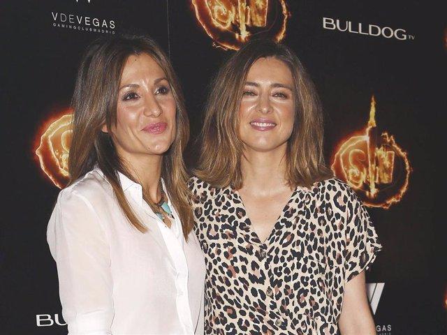Nagore Robles y Sandra Barnedas, muy cómplices, están más enamoradas que nunca tras darse una segunda oportunidad