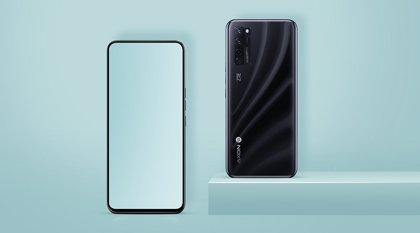 Portaltic.-ZTE presenta el primer 'smartphone' con cámara frontal bajo la pantalla: ZTE Axon 20 5G