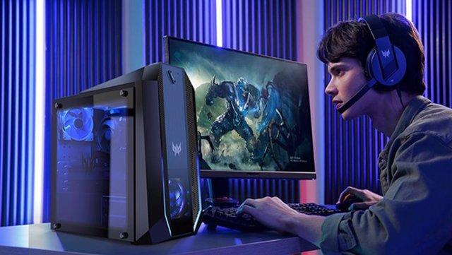 Acer incorpora en su línea de ordenadores 'gaming' Predator Orion la nueva serie