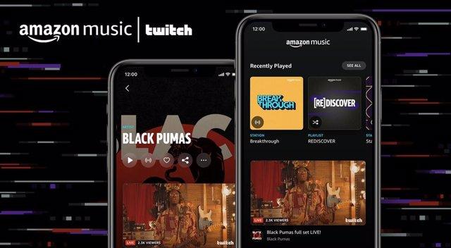 Amazon Music y Twitch