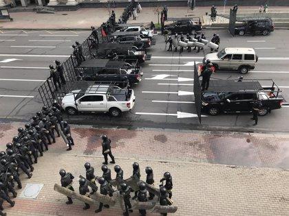 Bielorrusia.- La ONU denuncia 450 casos documentados de torturas y maltrato a detenidos en Bielorrusia