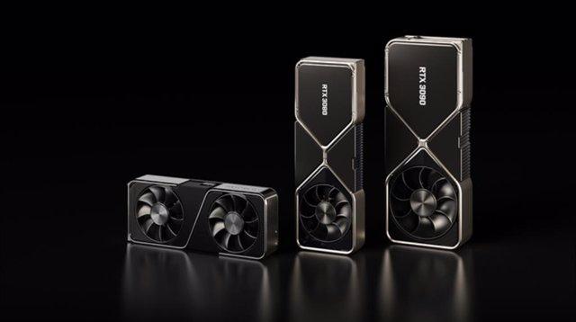 Nvidia presenta su nueva generación de gráficas GeForce RTX 30, con soporte para