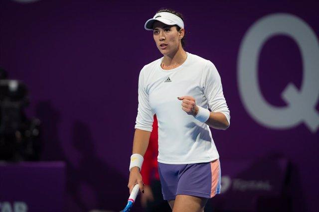 Tenis/US Open.- Garbiñe Muguruza supera de menos a más su estreno en el US Open