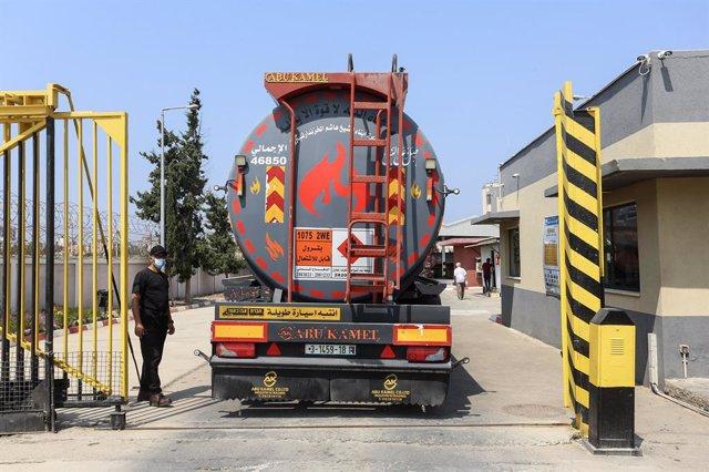 O.Próximo.- Israel reabre el único paso de mercancías con la Franja de Gaza tras