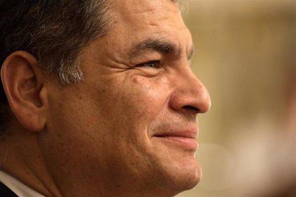 Ecuador.- Correa intenta formalizar su candidatura a la Vicepresidencia de Ecuador de forma telemática