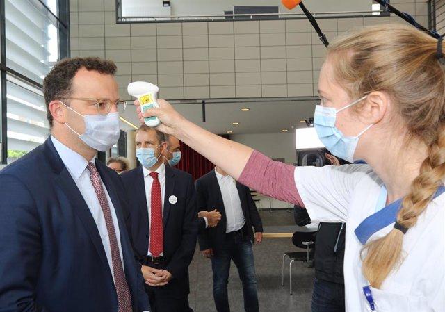 Coronavirus.- Alemania registra 1.256 casos nuevos de coronavirus y once muertos