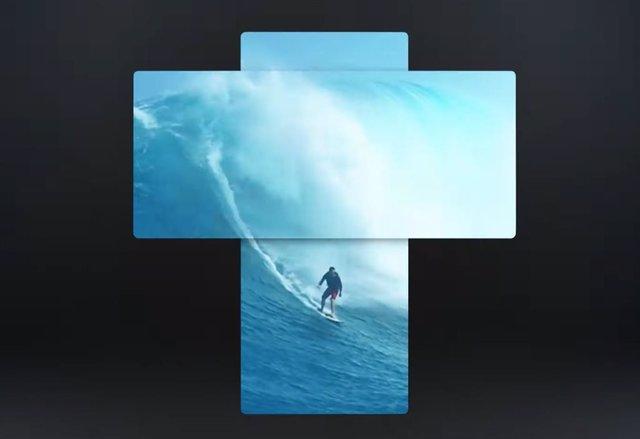 LG presentará su smartphone con pantalla giratoria LG Wing el 14 de septiembre