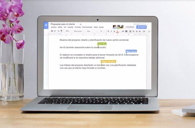 Google Docs mejora el soporte para Braille