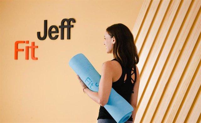Fit Jeff abre en Valencia su primer estudio de fitness en el mundo