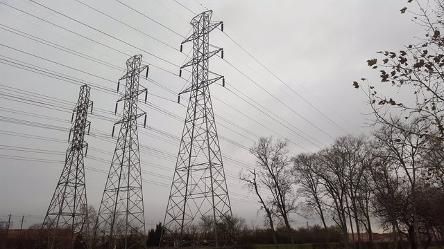 Torres eléctricas