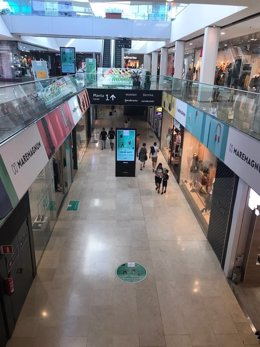 Centre Comercial Maremagnum, Barcelona