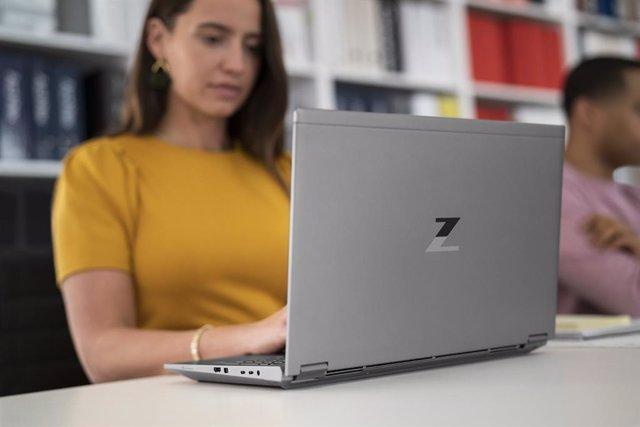 HP ZBook Fury.