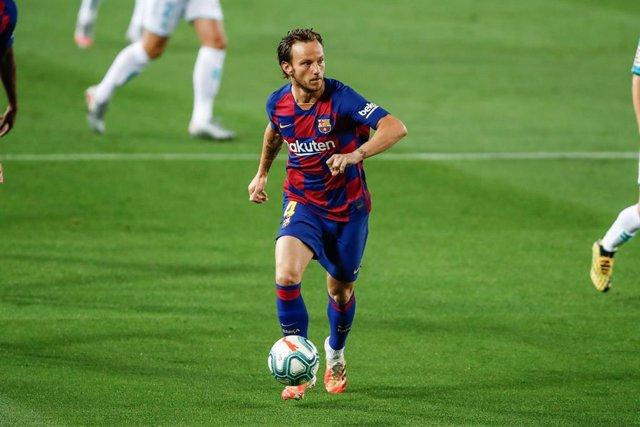 """Fútbol.- Rakitic: """"El Barça ha sido maravilloso pero era momento de irse"""""""
